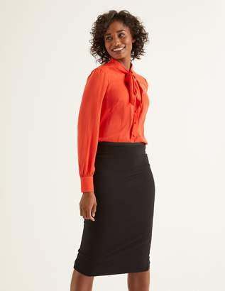 Boden Hampshire Ponte Skirt
