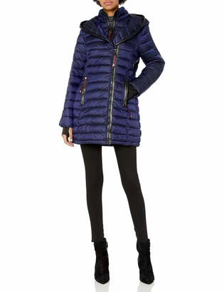 Canada Weather Gear Women's Long Puffer Jacket