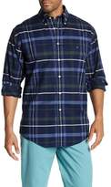 Brooks Brothers Madison Relaxed Fit Plaid Patterned Shirt