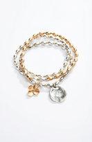 J. Jill Hydrangea Wrap Bracelet