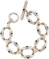 Konstantino Amphitrite Onyx Link Bracelet