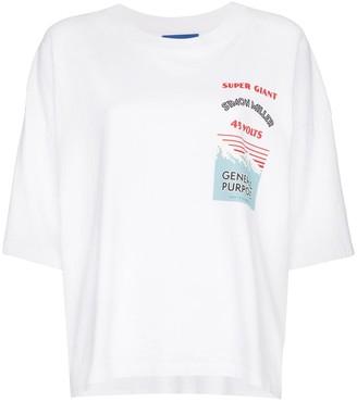 Simon Miller battery print T-shirt