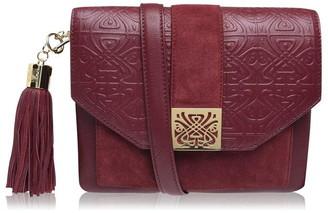 Biba Frankie Cross Body Leather Bag