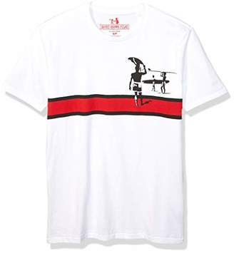 Lucky Brand Men's Endless Summer Stripe TEE