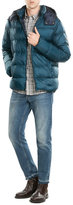 Michael Kors Quilted Down Jacket with Hood