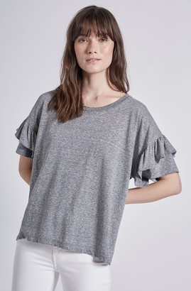 Joie The Ruffle Roadie Tee