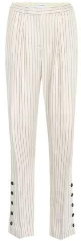 Altuzarra Lidig striped trousers
