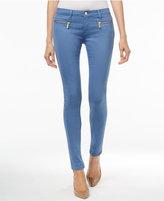 MICHAEL Michael Kors Izzy Zip-Pocket Skinny Jeans