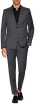 Prada Sharkskin Notch Lapel Suit