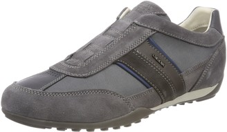 Geox Men's U Wells A Low-Top Sneakers