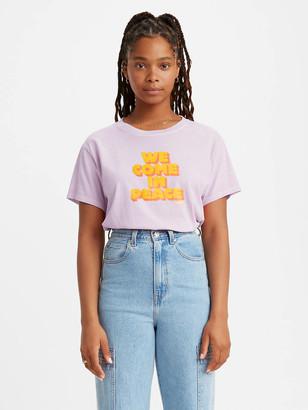 Levi's Graphic Varsity Tee Shirt