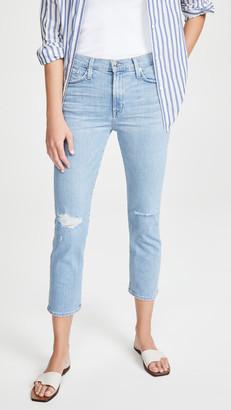 Edwin Elin Crop Jeans