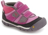 Keen Toddler Girl's Peek-A-Shoe Sneaker
