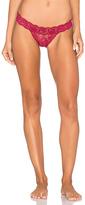 Cosabella Never Say Never Brazilian Minikini Underwear