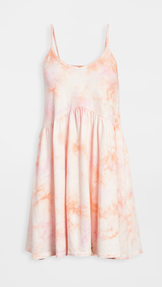 Z Supply Kona Hazy Tie Dye Dress