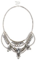 Sole Society Voyager Statement Necklace
