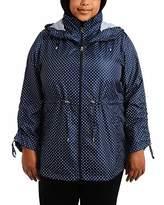 DETAILS Womens Packable Anorak Jacket Anorak