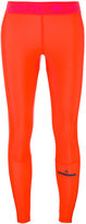 adidas by Stella McCartney sports leggings - women - Polyester/Spandex/Elastane - XS