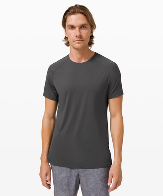 Lululemon Pulse Motivation Short Sleeve