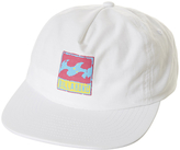Billabong Kids Boys Psycho Wave Cap White