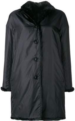 Aspesi mid-length raincoat