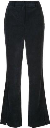 Anine Bing Jocelyn straight-leg trousers