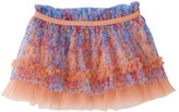 Baby Starters Baby Girl Floral Tulle Tutu