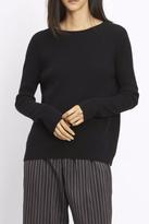 Vince Ribbed Raglan Sweater