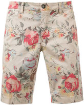 Re-Hash floral shorts - men - Cotton/Spandex/Elastane - 30