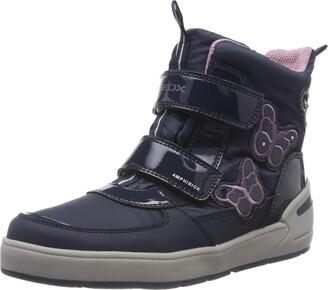Geox Girls J SLEIGH B ABX A Snow Boots