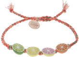 Venessa Arizaga Exclusive Fruit Anklet Bracelet