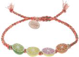 Venessa Arizaga Exclusive Fruit Anklet Bracelet
