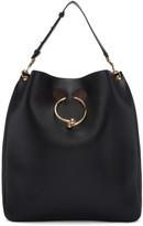 J.W.Anderson Black Large Pierce Hobo Bag