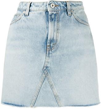 Heron Preston High-Rise Skirt