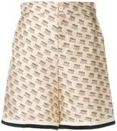Gucci brand stamp shorts