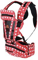Zenith Baby Sling Carrier Hipseat - Premium Quality 4 in One Front Facing Back Support Ergonomics Gifts