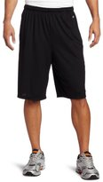 Soffe Men's Extra Long Poly Closed Hole Mesh Short