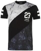 Fabric Marble T Shirt Mens