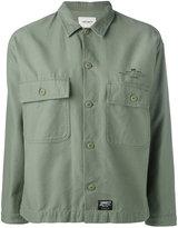 Carhartt patch pocket shirt - women - Cotton - L
