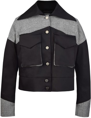 Blonde Gone Rogue Rejoice Sustainable Jacket In Black