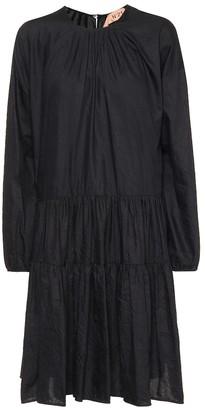 N°21 Cotton-blend dress