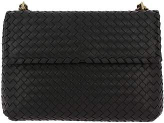Bottega Veneta Crossbody Bags Olimpia Medium Bag With Sliding Chain Shoulder Strap And Braided Motif