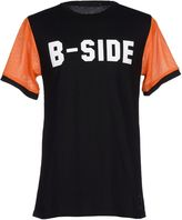 B.side B-SIDE BY WALE T-shirts