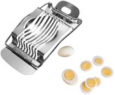 edealing(TM) 2pcs Stainless Steel Cheese Slicer Boiled Egg Fruit Slicer Sushi Cutter Canned Meat Slicer with 8 Cutting Wire