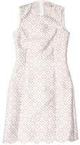 Michael Kors Sleeveless Scalloped Hem Dress w/ Tags