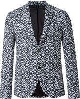Neil Barrett 'Pop Art Star' blazer - men - Cotton/Polyamide/Polyester/Viscose - 54