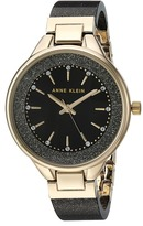 Anne Klein AK-1408BKBK Watches