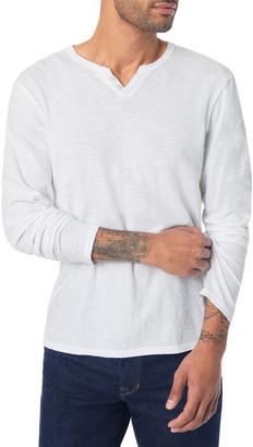 Joe's Jeans Men's The Wintz Slub Henley T-Shirt