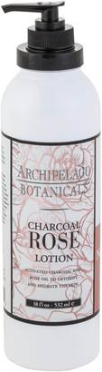 Archipelago Botanicals Charcoal Rose Body Lotion 532ml
