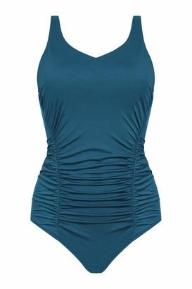 Amoena Women's Cuba One-Piece Pocketed Mastectomy Swimsuit